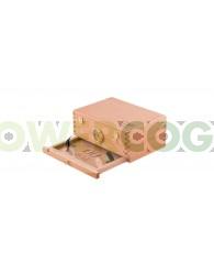 Caja 00 Box Curado (Madera Cedro) Mediana