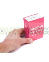 Caja Libro Plástico S Camuflaje