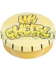 CAJA METAL CLICK-CLACK UK CHEESE