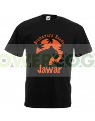 Camiseta Biohazard Seeds Jawar