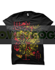 Camiseta Hemp Warriors