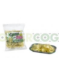 Cannachips Patatas Fritas con Marihuana