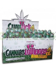 CannaLick Chupa Chup Strawberry-Kush Bubblegum (Cannashock)