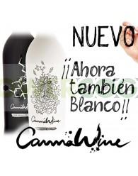 CannaWine Vino Blanco con Cannabis