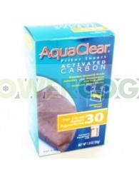 Filtro Aquaclear 30 carga carbón