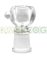 Cazoleta Cristal Grande hierba 35mm hembra 19mm