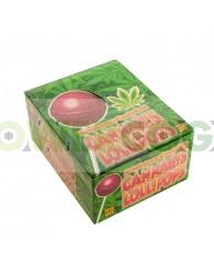 Chupa Chup de Marihuana Candy Kush con chicle