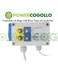Controlador Riego Water Timer 8A Noche/Dia