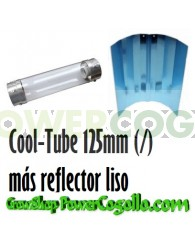 Cool Tube 125cm más Reflector Stucco