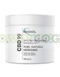 Cristales Isodiol CDB 99% 500gr.