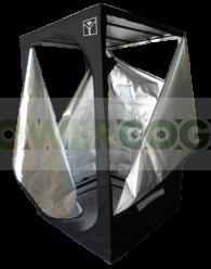Armario CultiBox SG COMBI 80x80x160cm