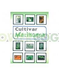 Libro Cultivar Marihuana. The Hortelano Cañamero