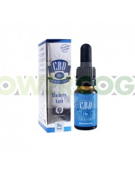 E-Liquid CBD Premium Blueberry Kush 10ml (CbdCure)