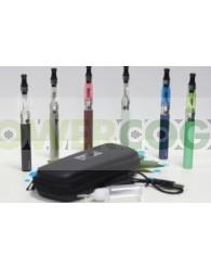 Kit Cigarro Electrónico + Estuche + Cargador + Botella