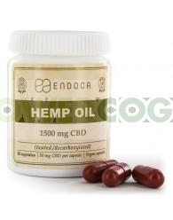 Capsulas extracto de cannabis Endocana (30 uds.)