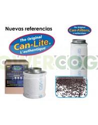 Filtro anti olor carbón activo Can-Lite