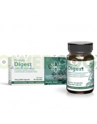 Fórmula Digest 300mg CBD Natureight 30 Cápsulas