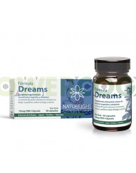 Fórmula Dreams 300mg CBD Natureight 30 Cápsulas