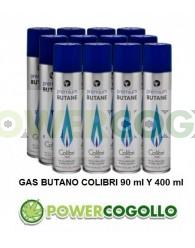 Gas Colibri 90ml (Butano)