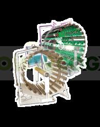 Gi Grow Noria Sistema de Cultivo 240 Plantas