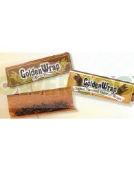Papel Tabaco Golden Wrap KS