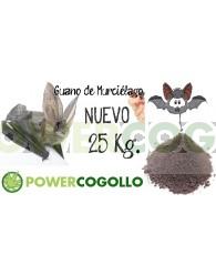 Guano de Murciélago 25kg