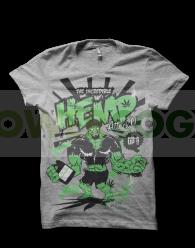Camiseta Hemp Attack