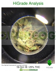 HIGRADE MICROSCOPIO ANALIZADOR DE THC