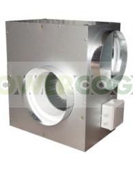 Extractor con Caja Metálica KATRINA