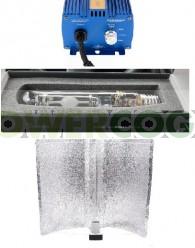 KIT 600W LEC SOLUX E40 3100K PARXTREME REFLECTOR MICROPUNTO