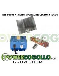 KIT 600W XTRASUN ELECTRÓNICO REFLECTOR STUCCO