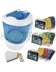 Kit lavadora + Secret-Icer 5 mallas