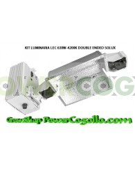 KIT LUMINARIA LEC 630W-4200K DOUBLE ENDED SOLUX