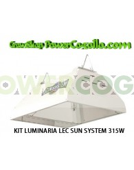 KIT LUMINARIA LEC SUN SYSTEM 315W