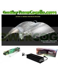 Kit 600w Solux Digital Adjust-A-Wings Medium
