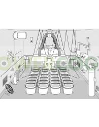 Kit de Cultivo Interior Medio 600w