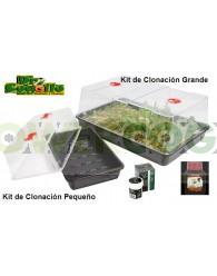 Kit de Clonación Grande con Invernadero