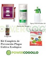 Kit Completo Ecológico Contra Plagas Cultivo
