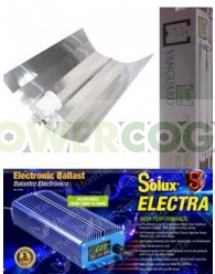 KIT 600 W  DIGITAL SOLUX ELECTRA MANDO A DISTANCIA