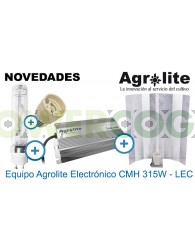 Kit LEC 315W Agrolite Electrónico 3000K