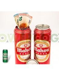 Lata de Cerveza 500ml Ocultación (con liquido)