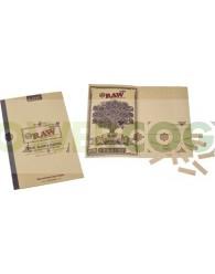 Libro 480 Boquillas de Cartón RAW