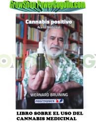 LIBRO CANNABIS POSITIVO, ACEITE MEDICINAL