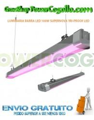 LUMINARIA BARRA LED 100W SUPERNOVA TRI-PROOF LED