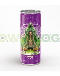 MAKKA DRINKS ENERGY BEBIDA ENERGÉTICA 250 ML