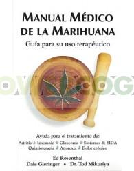 Libro Manual médico de la Marihuana