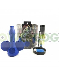 Monkey O's Plastic Kit Bubble Smoke