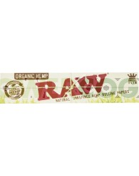 Papel Raw King Size Slim Orgánico