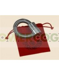 Pipa Metal Twister Pequeña 80mm