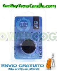 Pure CBD Isolate 99,60% (CBDCure)